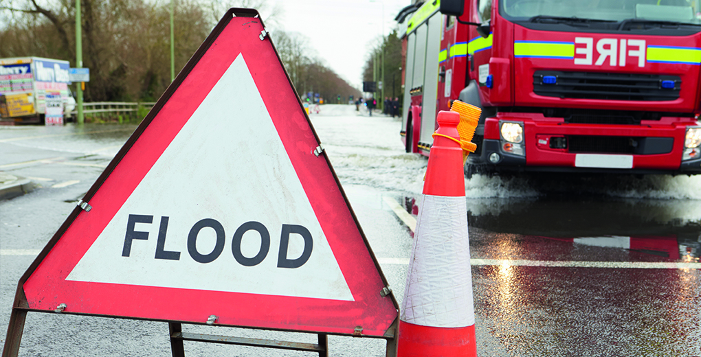 Tops tips to stay safe against flooding