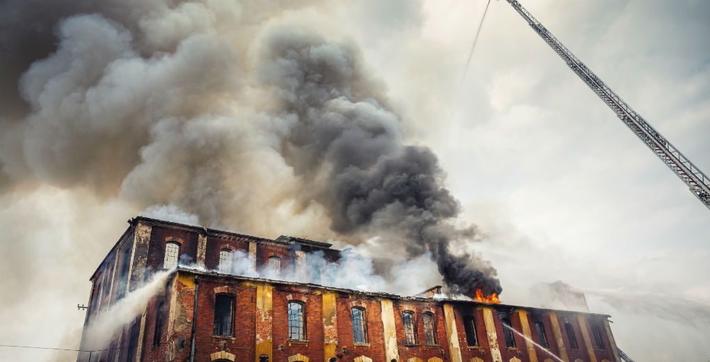 Modern methods of construction add to arson and hot works fire risks