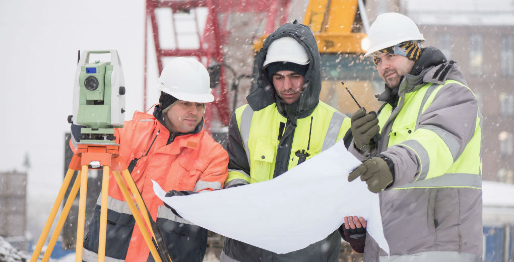 Protecting construction workers against cold stress